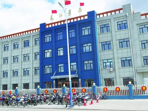 黑龙江省龙江县景西农机办公楼