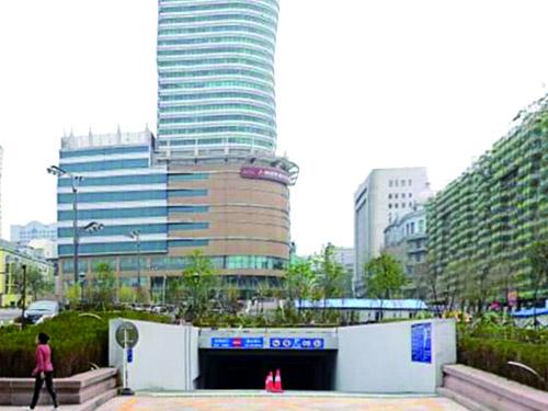 黑龙江省哈尔滨市青年广场